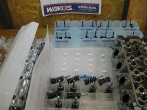 Kawasaki ENGINE O/H